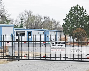 Storage Units for Rent available at 22650 East 71St Street, Broken Arrow, OK 74014 Photo Gallery 1