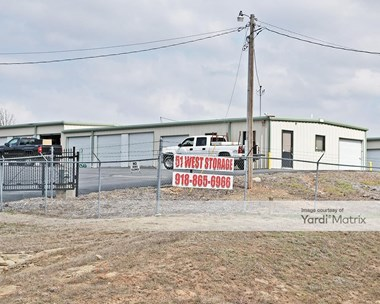 Storage Units for Rent available at 26175 West 51 Hwy South, Mannford, OK 74063 Photo Gallery 1