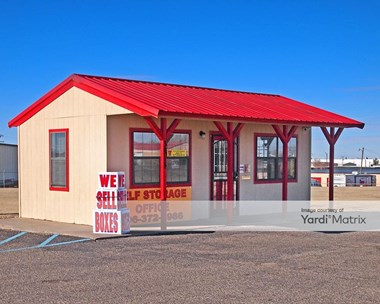 Storage Units for Rent available at 3814 West Amarillo Blvd, Amarillo, TX 79106 Photo Gallery 1