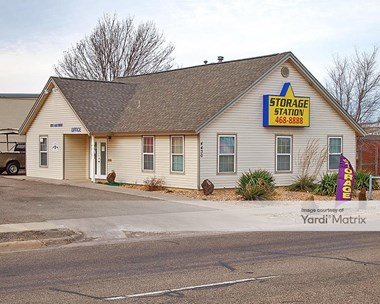 Storage Units for Rent available at 4430 Canyon Drive, Amarillo, TX 79109 Photo Gallery 1