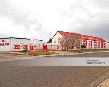 Storage Units for Rent available at 2927 Blackburn Street, Amarillo, TX 79109 Photo Gallery 1