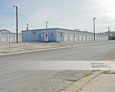 Storage Units for Rent available at 407 Abrams Street, Big Spring, TX 79720 Photo Gallery 1