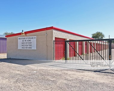 Storage Units for Rent available at 521 West 42Nd Street, Odessa, TX 79764 Photo Gallery 1
