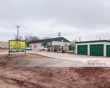 Storage Units for Rent available at 8700 SE 29th Street, Midwest City, OK 73110 Photo Gallery 1