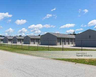 Storage Units for Rent available at 12525 Cleveland Street, Nunica, MI 49448 Photo Gallery 1