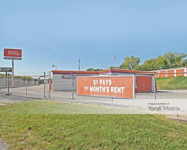 Storage Units for Rent available at 9104 East 47th Street, Kansas City, MO 64133 Photo Gallery 1