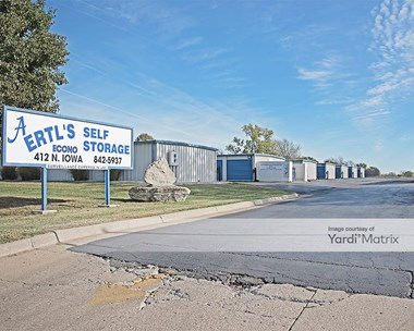 Storage Units for Rent available at 412 North Iowa, Lawrence, KS 66044 Photo Gallery 1