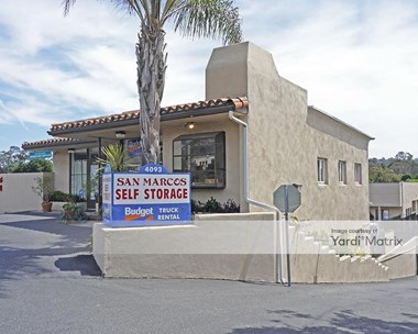 Storage Units for Rent available at 4093 State Street, Santa Barbara, CA 93110 Photo Gallery 1