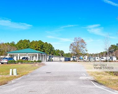 Storage Units for Rent available at 8110 Ocean Hwy North, Sunset Beach, NC 28468 Photo Gallery 1