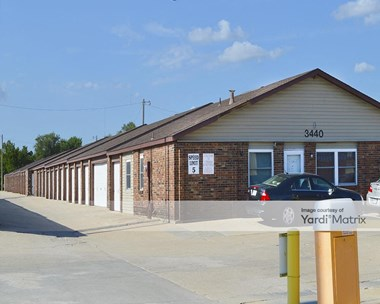 Storage Units for Rent available at 3540 West Douglas, Wichita, KS 67203 Photo Gallery 1