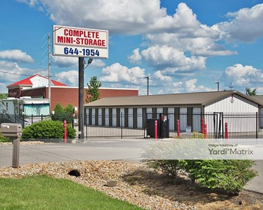 Storage Units for Rent available at 1107 East 5Th Street, Marysville, OH 43040 Photo Gallery 1