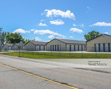 Storage Units for Rent available at 11352 Cleveland Street, Nunica, MI 49448 Photo Gallery 1