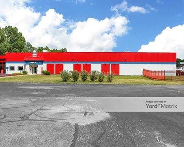 Storage Units for Rent available at 1236 Ball Avenue NE, Grand Rapids, MI 49505 Photo Gallery 1