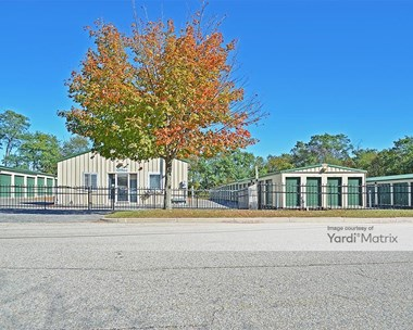 Storage Units for Rent available at 14 Starline Way, Cranston, RI 02921 Photo Gallery 1