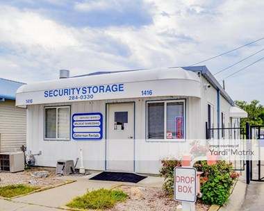 Storage Units for Rent available at 1416 Old Main, Newton, KS 67114 Photo Gallery 1