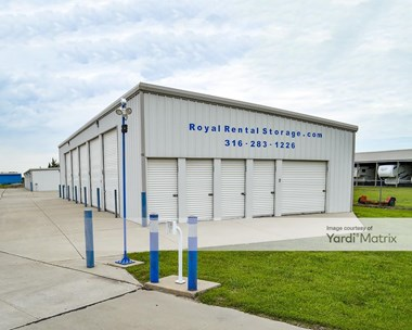 Storage Units for Rent available at 3001 North Anderson Avenue, Newton, KS 67114 Photo Gallery 1