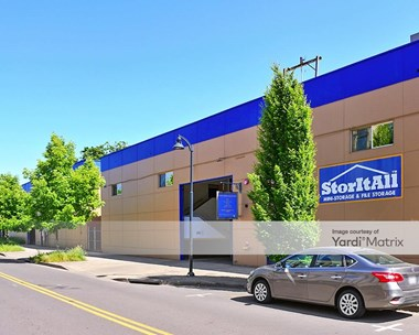 Storage Units for Rent available at 550 East 8th Avenue, Eugene, OR 97401 Photo Gallery 1