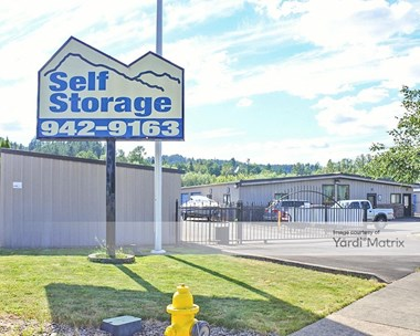 Storage Units for Rent available at 2175 South R Street, Cottage Grove, OR 97424 Photo Gallery 1
