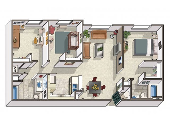 Apartments in dublin ca l oak grove apartments - 3 bedroom apartments in dublin ohio ...