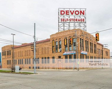 Storage Units for Rent available at 1100 Oakman Blvd, Detroit, MI 48238 Photo Gallery 1