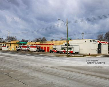 Storage Units for Rent available at 19001 Joy Road, Detroit, MI 48228 Photo Gallery 1