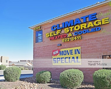 Storage Units for Rent available at 5200 Marcus Uribe Drive, El Paso, TX 79934 Photo Gallery 1