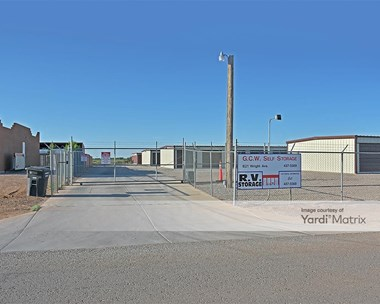 Storage Units for Rent available at 621 Wright Avenue, Alamogordo, NM 88310 Photo Gallery 1