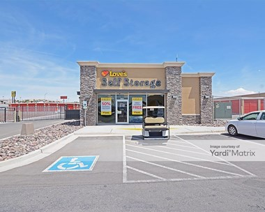 Storage Units for Rent available at 1318 Horizon Blvd, El Paso, TX 79928 Photo Gallery 1