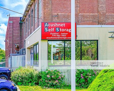 Storage Units for Rent available at 1 Titleist Drive, Acushnet, MA 02743 Photo Gallery 1