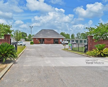 Storage Units for Rent available at 4240 Berryhill Road, Pace, FL 32571 Photo Gallery 1