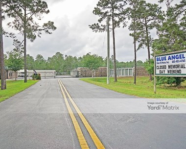 Storage Units for Rent available at 2155 South Blue Angel Pkwy, Pensacola, FL 32506 Photo Gallery 1