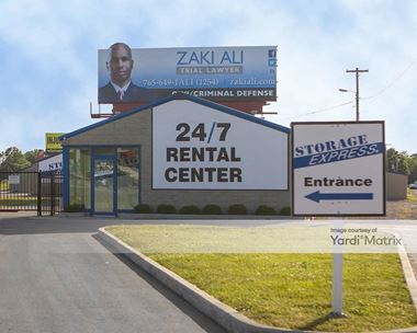 Storage Units for Rent available at 7634 Madison Avenue, Anderson, IN 46013 Photo Gallery 1