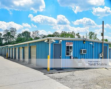 Storage Units for Rent available at 2107 East Home Road, Springfield, OH 45503 Photo Gallery 1