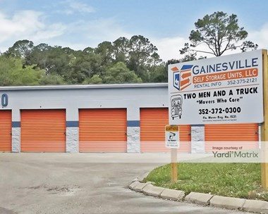Storage Units for Rent available at 1325 NW 53Rd Avenue, Gainesville, FL 32609 Photo Gallery 1