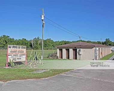 Storage Units for Rent available at 9941 NE Highway 314, Salt Springs, FL 32134 Photo Gallery 1