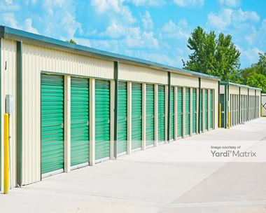 Storage Units for Rent available at 4929 East 13th North, Wichita, KS 67208 Photo Gallery 1