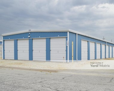 Storage Units for Rent available at 712 North Walnut Street South, Hutchinson, KS 67505 Photo Gallery 1