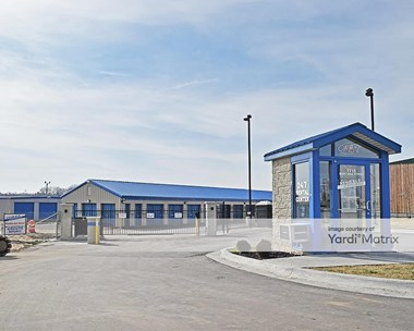 Storage Units for Rent available at 7715 East 42Nd Street, Indianapolis, IN 46226 Photo Gallery 1