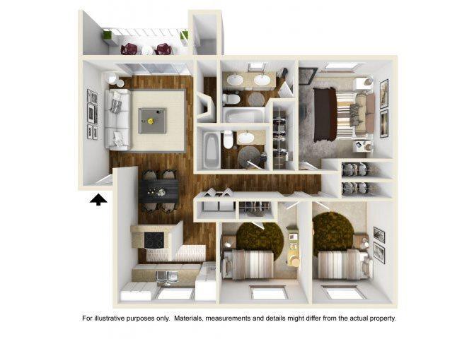 Alize Floor Plan 8