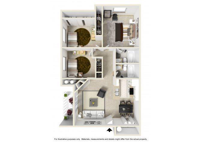 Solano Floor Plan 7