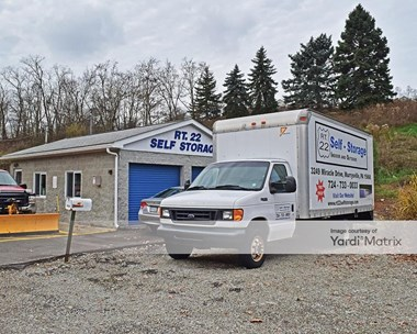 Storage Units for Rent available at 3249 Miracle Lane, Murrysville, PA 15668 Photo Gallery 1