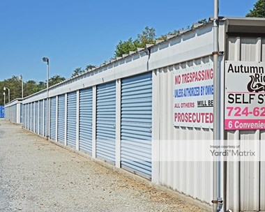 Storage Units for Rent available at 40 River Avenue, Connellsville, PA 15425 Photo Gallery 1