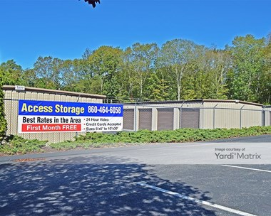 Storage Units for Rent available at 2 Lorenz Industrial Pkwy, Ledyard, CT 06339 Photo Gallery 1
