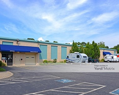 Storage Units for Rent available at 130 Franklin Street, Warren, RI 02885 Photo Gallery 1