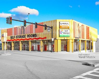 Storage Units for Rent available at 290 Belmont Street, Worcester, MA 01604 Photo Gallery 1