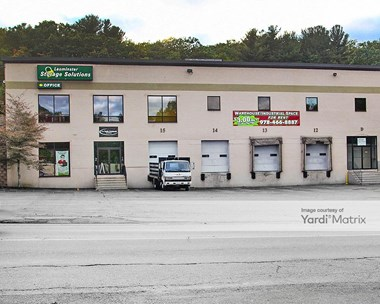 Storage Units for Rent available at 345 Central Street, Leominster, MA 01453 Photo Gallery 1