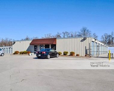 Storage Units for Rent available at 5500 Central Avenue Pike, Knoxville, TN 37912 Photo Gallery 1