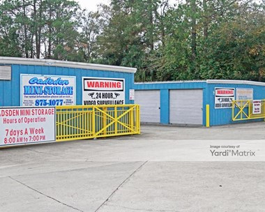 Storage Units for Rent available at 2161 Jefferson Street West, Quincy, FL 32351 Photo Gallery 1