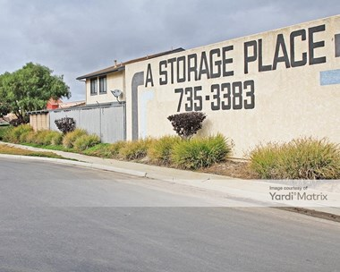 Storage Units for Rent available at 1424 North L Street, Lompoc, CA 93436 Photo Gallery 1
