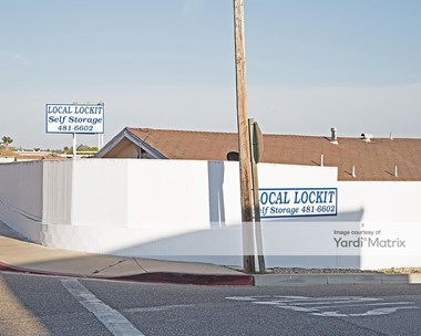 Storage Units for Rent available at 884 Farroll Road, Grover Beach, CA 93433 Photo Gallery 1